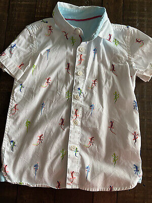 Ted Baker Boys Shirt Age 4-5 Years