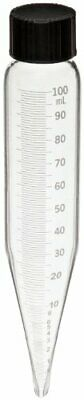 Kimble 45246-100 Glass 100mL Graduated Centrifuge Tube with PTFE Lined Screw ...