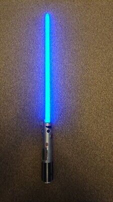 Star Wars Anakin Skywalker FX Lightsaber Disney Store Hasbro