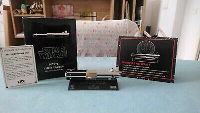 Replica Rey Lightsaber .45 EFX Collectibles Star Wars