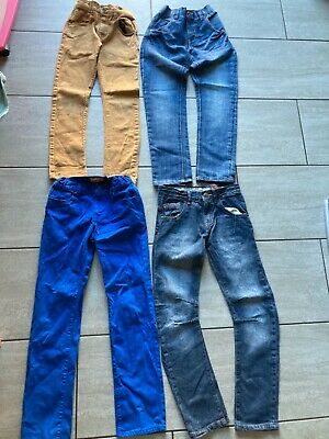 Boys Clothes Bundle Trousers / Jeans Age 10 Years. Great Condition.