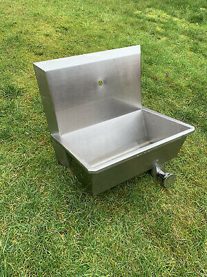 Syspal Stainless Hand Wash Station Sink