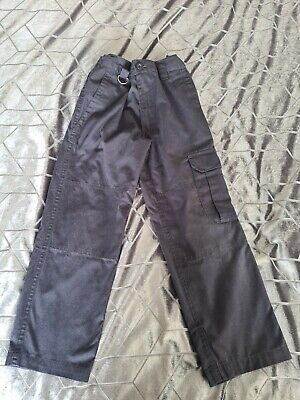 Blue Scout Trousers Age 7-8