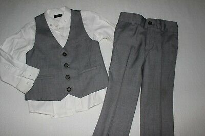NEXT _ SUIT- Lovely grey 3 pieces suit  for boy , 3y