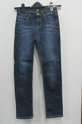 Boys Blue Lee Jeans Size 10 Years Good Condition