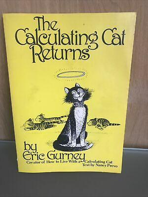 The Calculating Cat Returns. By Eric Gurney. Preowned