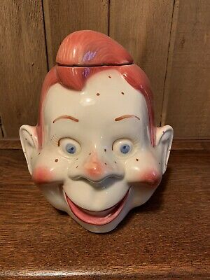 Howdy Doody Cookie Jar
