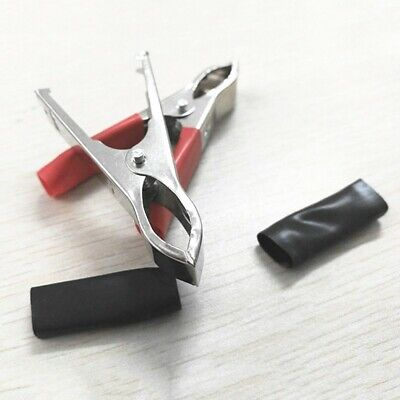 75mm Alligator Clip Battery Car Crocodile Electrical projects Practical