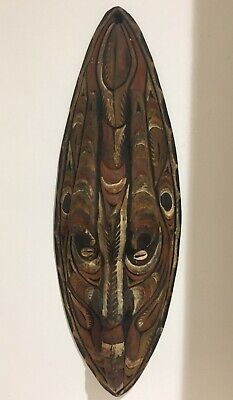 Middle Sepik - Tambanum Village Spirit Mask - Papua New Guinea