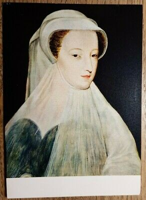 Mary, Queen of Scots Postcard - Scottish National Portrait Gallery
