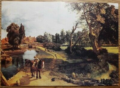 John Constable (Flatford Mill) Postcard