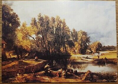 John Constable (The Young Waltonians) Postcard