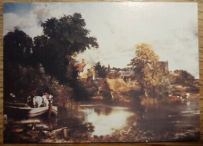 John Constable (The White Horse) Postcard