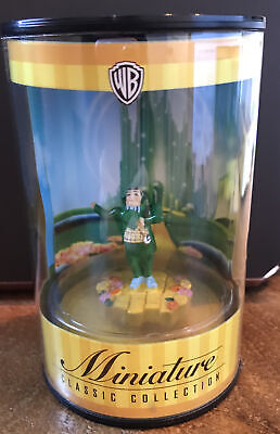 Warner Brother Miniature Classic Collection ~ The Mayor of Munchkinland ~ NIB