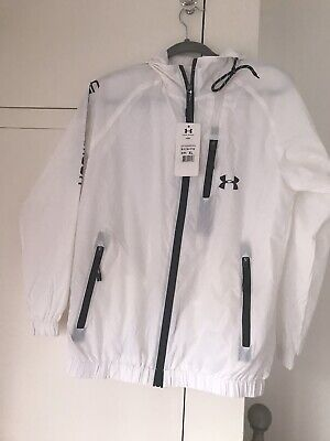 Brand New Under Armour Kids Running Jacket Size XL