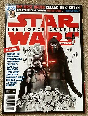 Star Wars The Force Awakens Dark Side Special Edition Movie Magazine