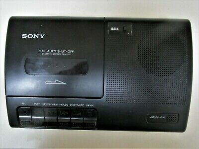Sony Cassette-Corder Recorder TCM-919 Tape Player Parts Repair