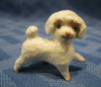 Hagen Renaker Miniature Toy Poodle Dog, # 3230, Made in USA