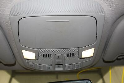 2013-2016 Ford Fusion Over Head Overhead Console Dome Light Dune Tan