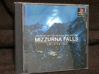Playstation MIZZURNA FALLS  COUNTRY OF THE WOODS AND REPOSE PS Japan Game