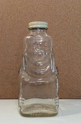 Vintage Glass Clown Bank Grapette Products /& Co Camden Ark Packed and Ready to be shipped