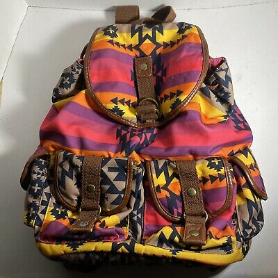 Mossimo Supply Co Leapard Print Backpack NWT mint condition