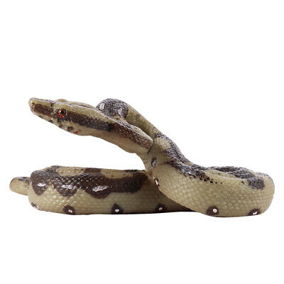 Fat Rubber Viper Types Choice of 8 Varieties Toy Snakes