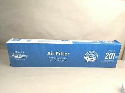GeneralAire Replacement Air Filter for AprilAire 201 MERV 11 2250 2200