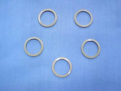 14mm Skin-tone Metal Rings