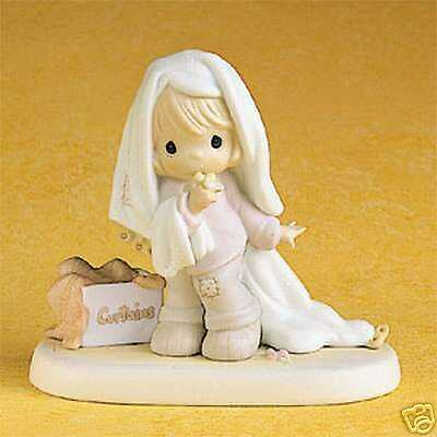 Enesco Precious Moments June Girl - Calendar Girl
