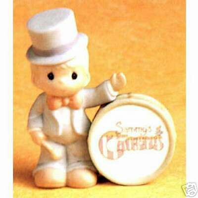 Precious Moments Sammy's Circus - Collin NIB #529214