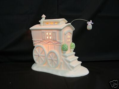 Dept 56 Snowbunnies - My Woodland Wagon By Turtle Creek