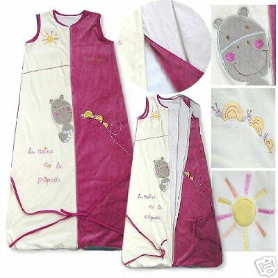 3-36mo One for All Size Baby Sleepsack,  Pink, Winter