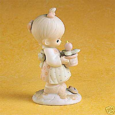 Enesco Precious Moments May Girl-Calendar Girl #110035