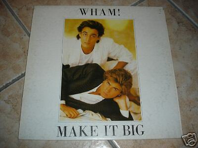 Wham! - Make it big - LP 1984