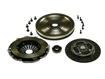VW CADDY MAXI LIFE 1.9TDi BLS BJB FLYWHEEL SOLID FLYWHEEL CONVERSION CLUTCH KIT