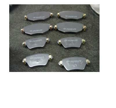 Ford Mondeo Estate 2000-20004 Front & Rear Brake Pads