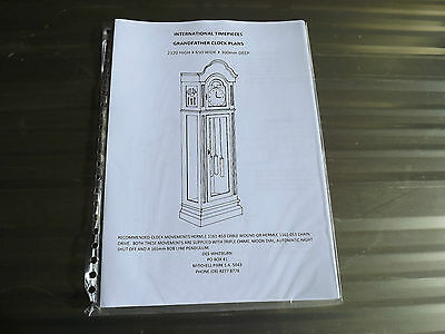 Plans For A Grandfather Clock