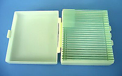 Microscope Slide Assortment W/ Storage Case