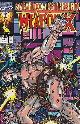 Marvel Comics Presents # 82  - Comic - 1991 - 9.2