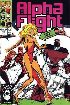 Alpha Flight   # 97 - Comic - 1991 - 9.6