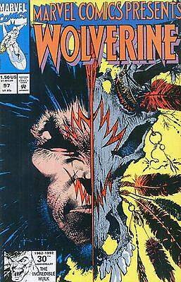 Marvel Comics Presents   # 97 - Comic - 1992 - 9.4