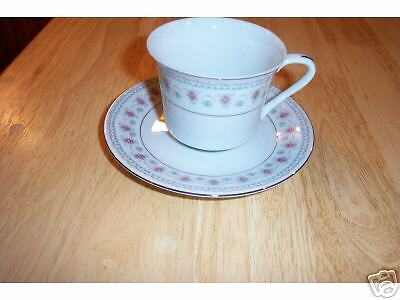 Fine China of Japan cup and saucer (Sweet Lorraine) 5