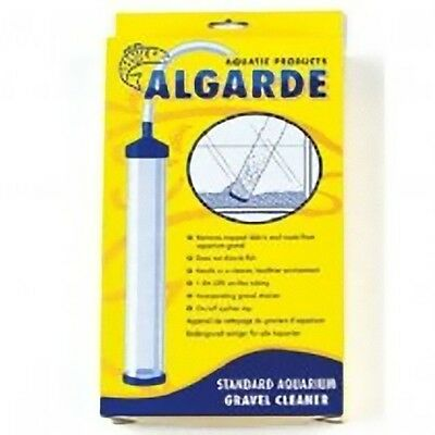 Algarde Standard Gravel Cleaner For Fish Tank Aquarium Syphon Siphon Tropical