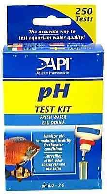API PH Test Kit For Fish Tank Aquarium Freshwater Marine