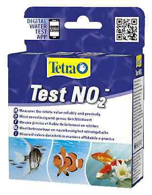 Tetra Nitrite Test Kit for Freshwater Marine Tropical Coldwater Pond Aquarium