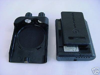 Minitor IV Refurb Kit Front & Back case bat door non-Stored Voice model