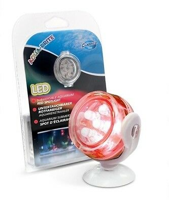 Classica Aquabrite Submersible Colour Red LED Light
