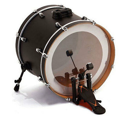 RMV Bass Drum Fell FX Double Clear 24""