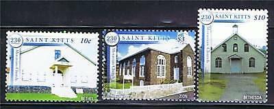 St Kitts 2008 Moravan Church NEW ISSUE MNH